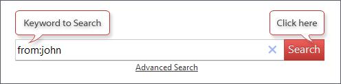 Advanced Search - Custom Query